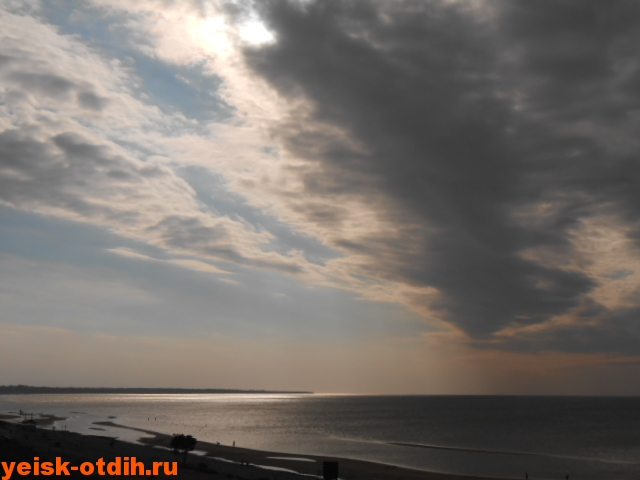 туристическое направление азовское море