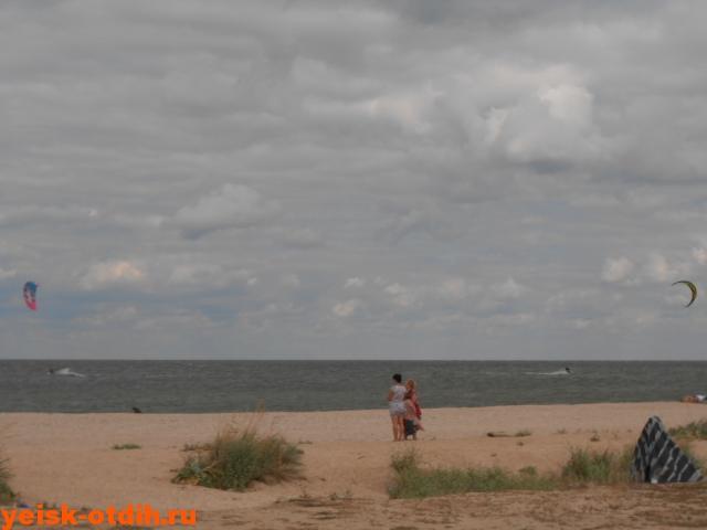 Пляж Должанской