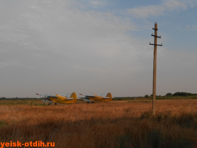 аэродром сельхоз авиации ейск