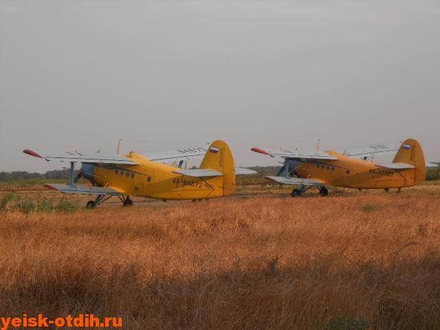 самолеты ан 2 на трассе ейск ясенская
