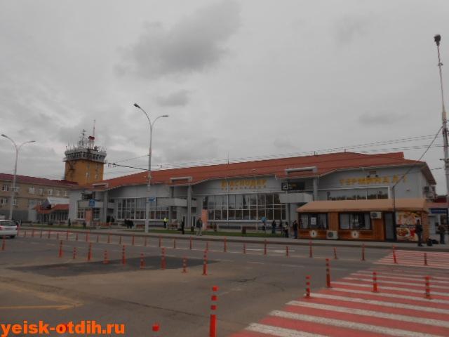 аэропорт Краснодар Пашковскоий KRR