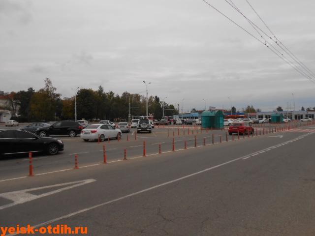 парковка у аэропорта краснодар